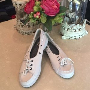 Chic Ked's boat style tennis shoe